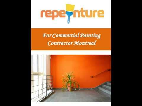 Repeinture offer advice and guidance throughout our service to ensure we meet your requirements, and will always strive to exceed your expectations. For Commercial Painting Contractor Montreal, visit our website: http://repeinture.ca/