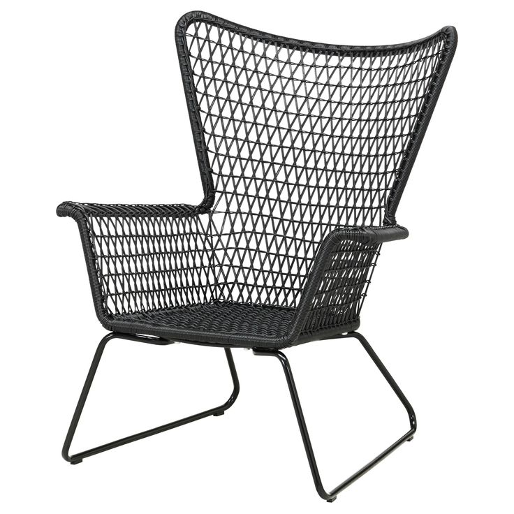 Awesome Black Patio Chair