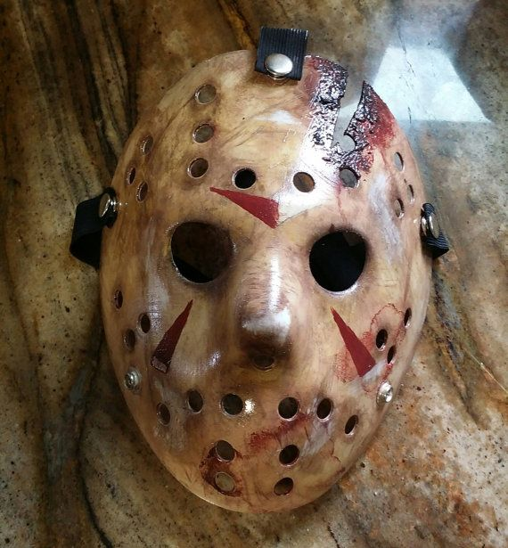 Friday the 13th: Part 3 Jason Mask Replica by LipstickLegion