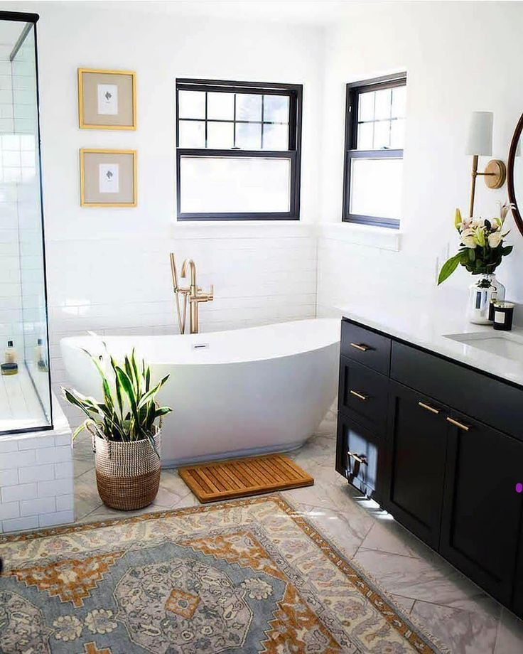 "Outdated Trends: MyDomaine On Instagram: ""8 Outdated Bathroom Décor Trends"