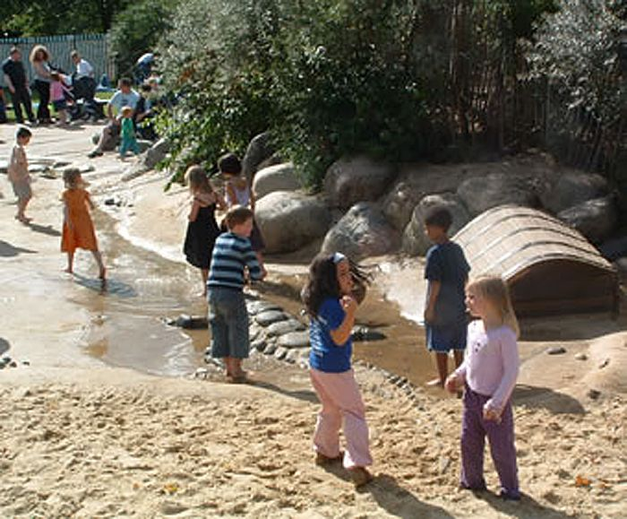 Timberplay: Princess Diana Memorial playground, Kensington Gardens 5 of 8