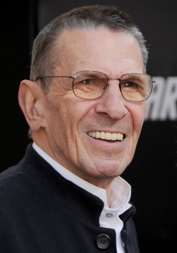 February 27, Leonard Nimoy, American actor and director (Star Trek, Mission Impossible, Fringe)