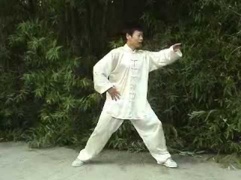 Yang Style Silk Reeling