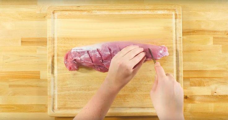 Depuis que j'ai essayé cette recette, je ne cuisine plus mon porc autrement...