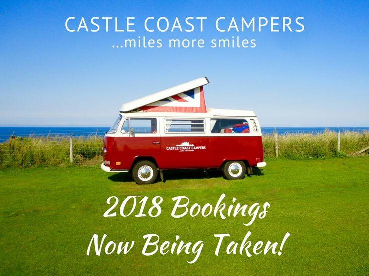 2 more May bookings for Miss Scarlett today - have you booked your fab #vintage VW #Camper break yet?!   #holidays2018 #CamperHire #holidays #Northumberland #Yorkshire #Durham #familytime #Glamping #getaway #escape #Summer #Easter #weekends #funtimes #familyfun