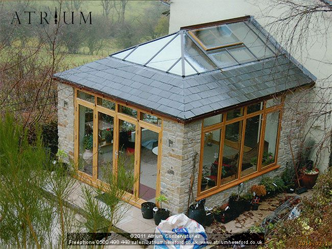 17 best images about conservatory on pinterest home for Stone faced houses