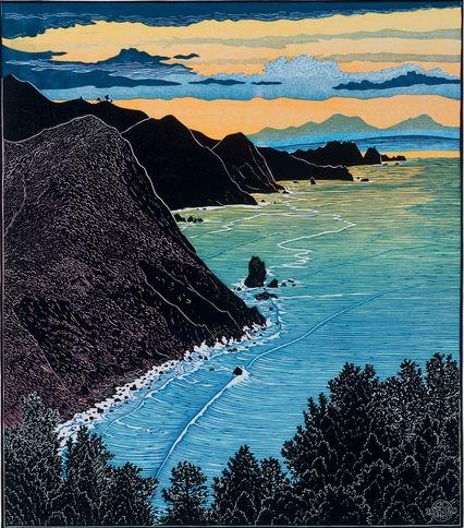 Muir Beach - Tom Killion