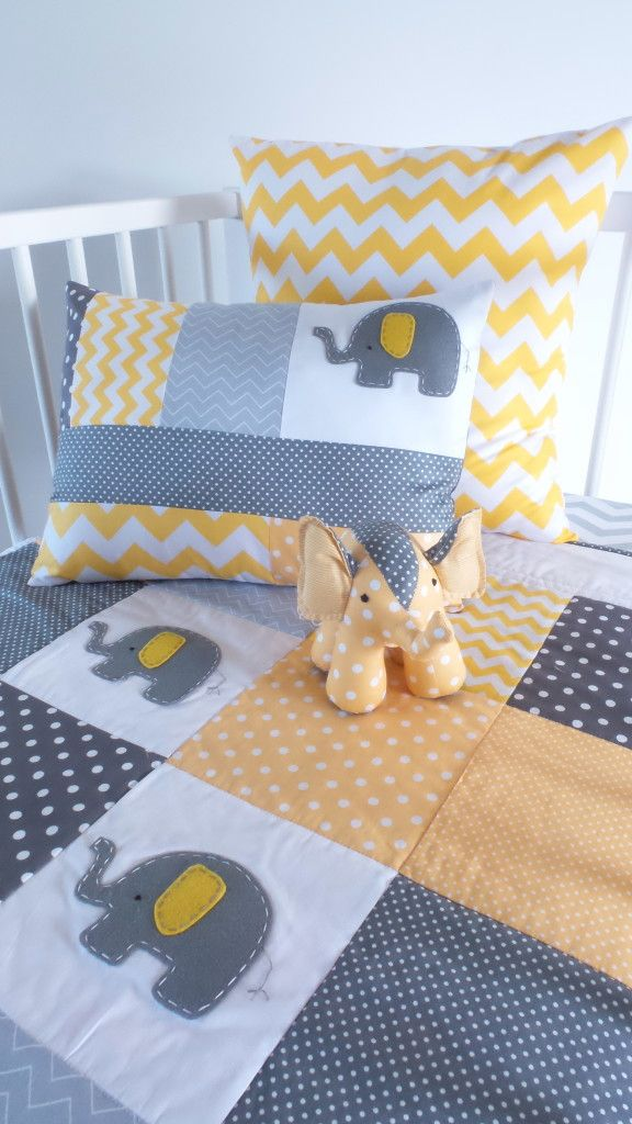 elephant baby quilt - Google Search