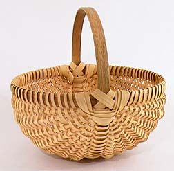 Melon Shaped Egg Basket