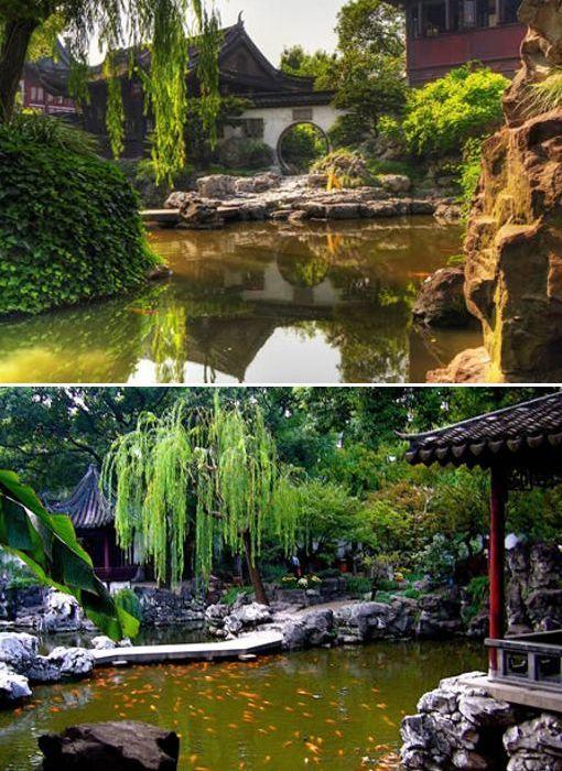 El Jardín Yuyuan – China