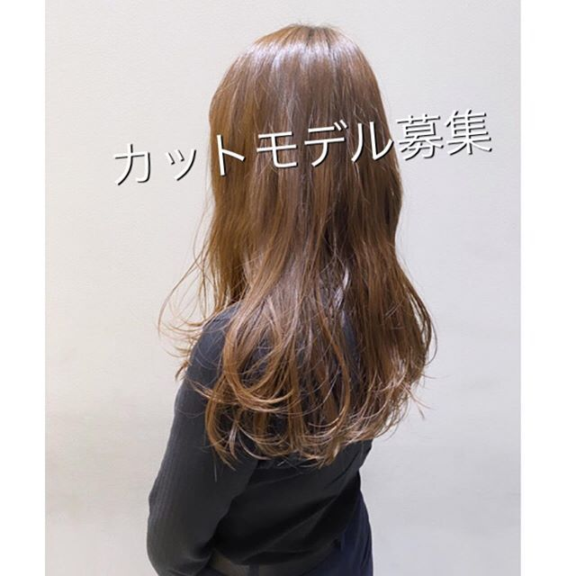 こんにちはたかみです 腰あたりまであった髪を10センチほど切らせて頂きました でも変化もほしいというかたでもあったので表面にはレイヤーで動きを カットモデルまだまだ募集していますのでよろしくお願いします お問い合わせはお電話かdmにて Maki Takami Sara Sara