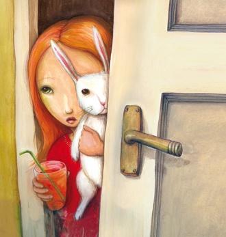cover lieve opa kleinst, illustration by Jenny Bakker, http://www.jennybakker.nl/