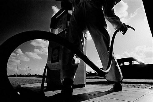 Mijn achterkant. Prijswinnende foto voor Shell door Jaap Teding van Berkhout.