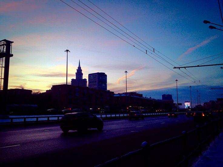 Moscow/Leningradskoe street