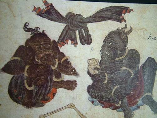 Bound Demons 1, siyah qalam   Flickr - Photo Sharing!