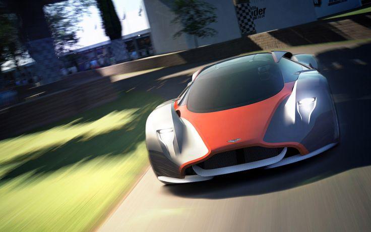 Aston Martin #Car #Wallpapers
