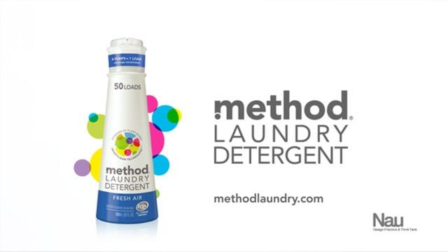 Method Laundry Launch :30 on Vimeo