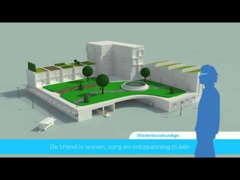 Cityroofs: een nieuwe kijk op stedelijk landschap