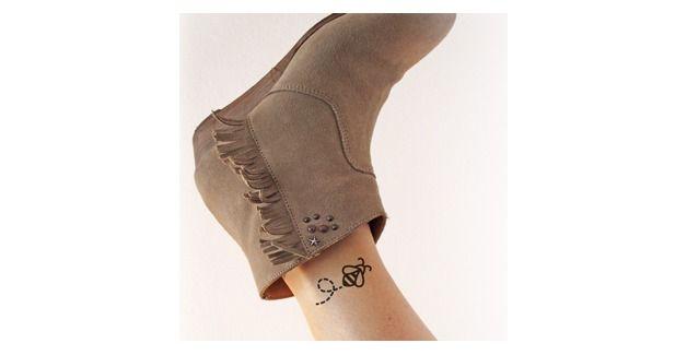 Ape - Tatuaggio temporaneo di TTTattoo su DaWanda.com