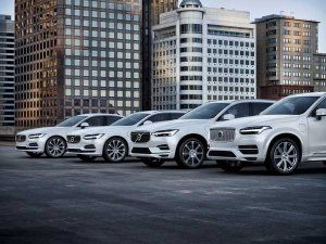 Volvo Announces Hybrid And Electric Car Only Line-Up From 2019 — The Beginning Of The End For ICE?
