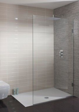 TEN 10mm Single Fixed Panel in Showering | Simpsons - Shower Enclosure Products