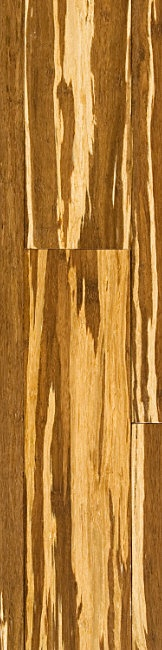 "Bamboo Option 1.......Morning Star - 5/8"" x 3-3/4"" Tiger Strand Bamboo:Lumber Liquidators"