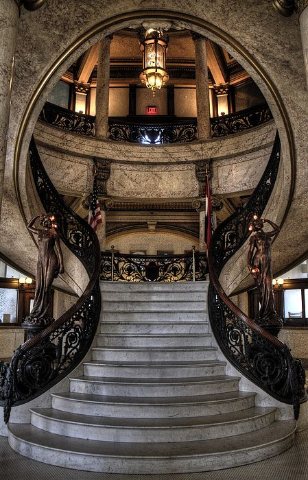 City Hall. University City, MO. St. Louis Architecture Photograpy. Fine Art Prints and Wall Art.