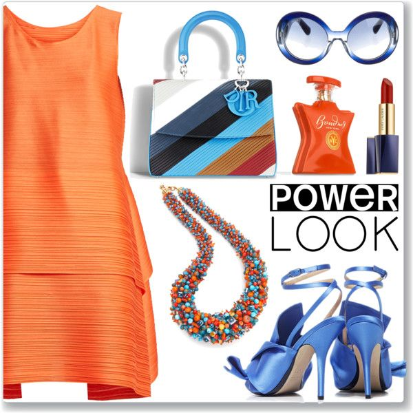 A fashion look from January 2018 by jecakns featuring Pleats Please by Issey Miyake, N°21, Prada, Estée Lauder and Bond No. 9