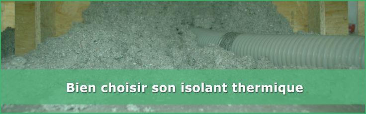 bien choisir son isolation thermique, isolation en ouate de cellulose