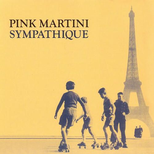 Pink Martini. This group/album does not disappoint. If you have an open mind about international music, love good music    or are looking for something new, listen up!