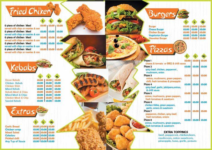 86 best Restaurant Manus images on Pinterest Graphics, Page layout