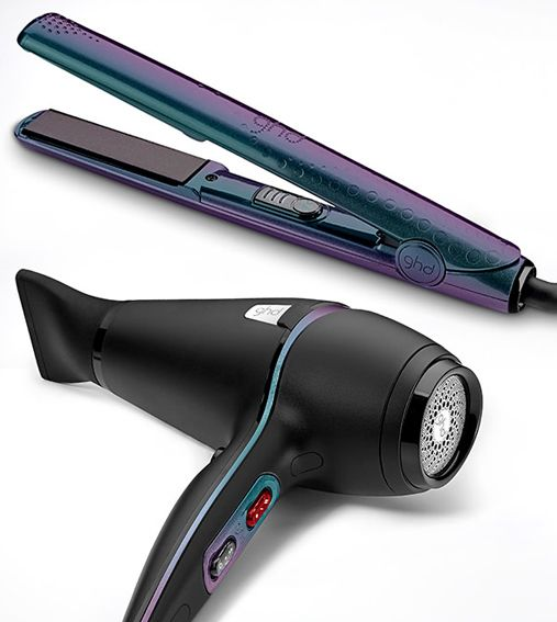 ghd Winter Wonderland Deluxe Collection V Styler & ghd Air Professional Hair Dryer