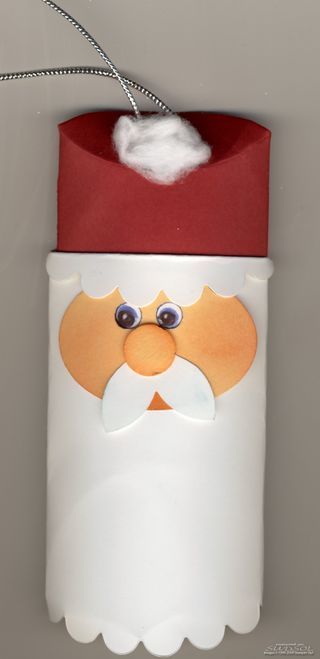 Christmas  Santa Pillowbox