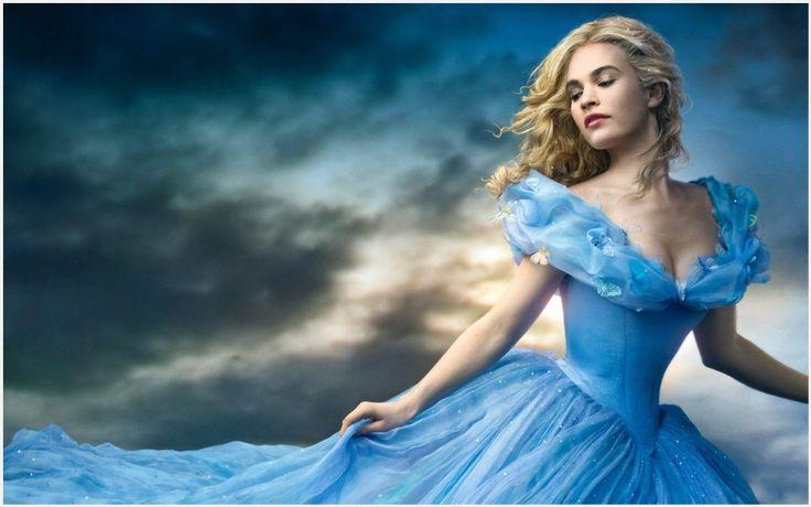 Cinderella 2015 Movie Wallpaper   cinderella 2015 movie wallpaper