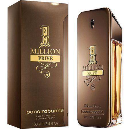 1 MILLION PRIVÉ EAU DE PARFUM MASCULINO DE PACO RABANNE 100ML