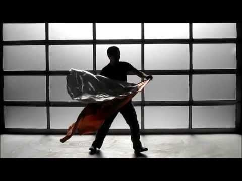 WORSHIP FLAG DANCE (More) CALLED TO FLAG - prophetic banners - YouTube