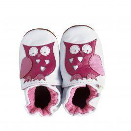 Zapatos ergonómicos para bebé niña con suela antideslizante.