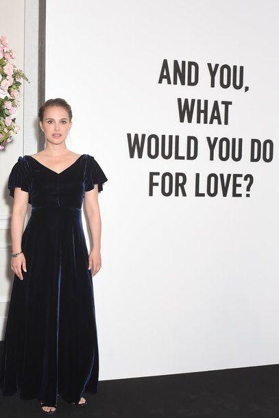 """""""Miss Dior""""-Dinner mit Natalie Portman und Co. - VOGUE"""