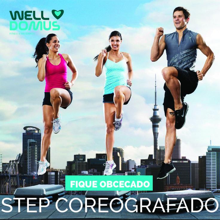 Step Coreografado