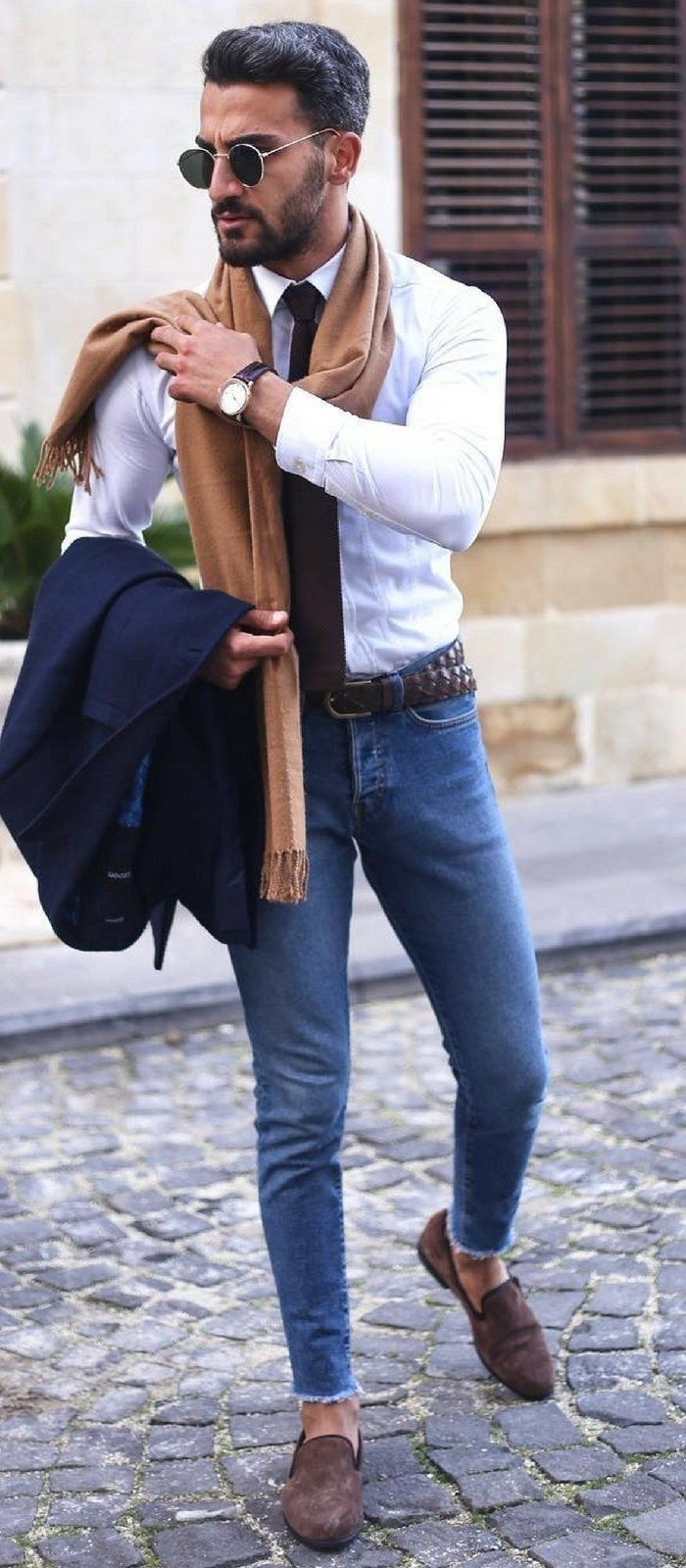 Pin by Sidney Jackson on Mens outfits | Mens outfits, Mens
