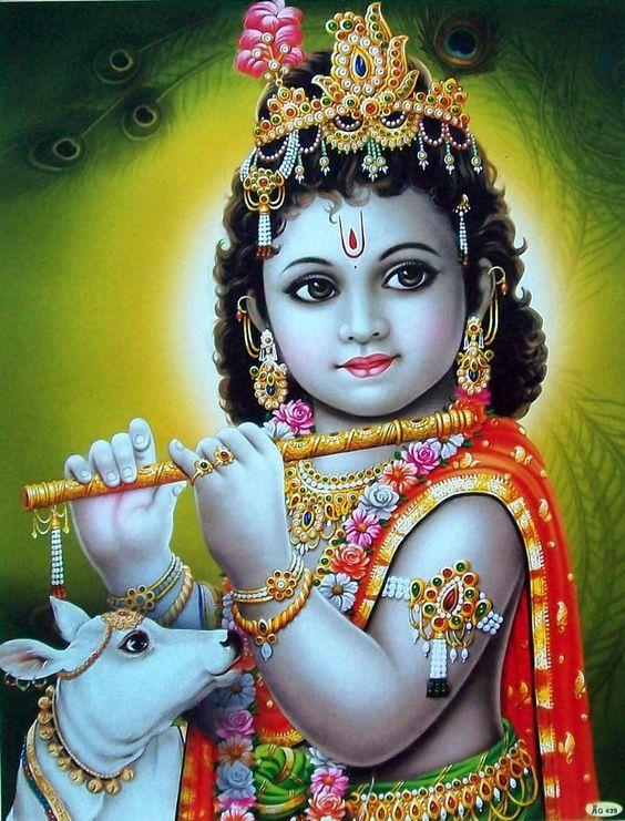 Lord Krishna Wallpapers  Wallpaper