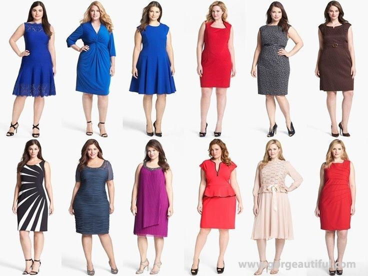 Plus Size Wedding Guest Outfits Afternoon Reception