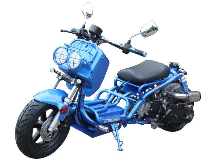 Icebear Maddog 50n Street Bike 50cc Street Bikes And Products