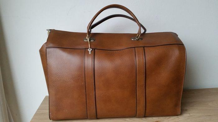 Online veilinghuis Catawiki: Cheney - Retro vintage XL - Weekendtas / travel bag