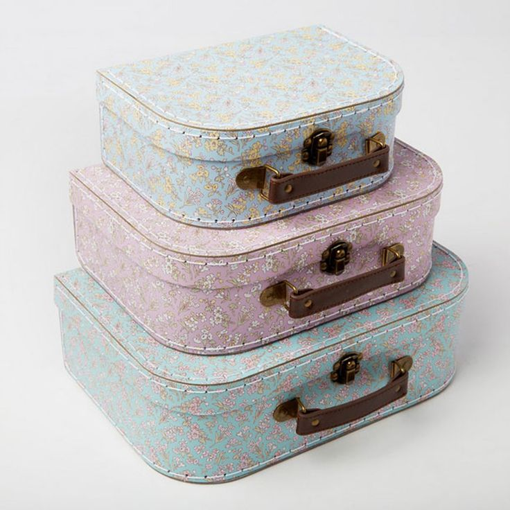 Greatest 11 best Mini Suitcases images on Pinterest   Suitcase storage  VA37