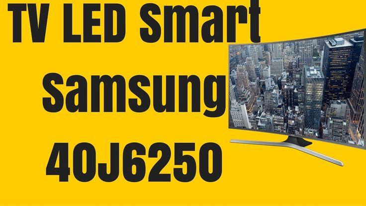Televizor LED Smart Samsung 102 cm 40J6250 Full HD - Samsung 40J6250