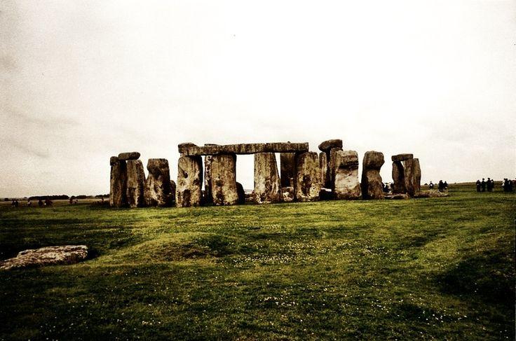Stone Hedge.....England