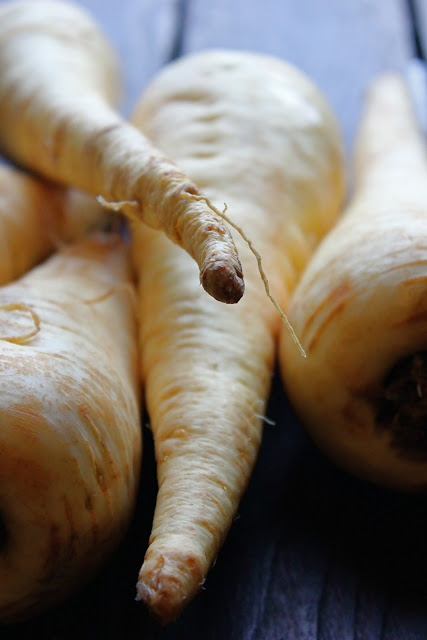 Parsnip fries and Roasted parsnips on Pinterest