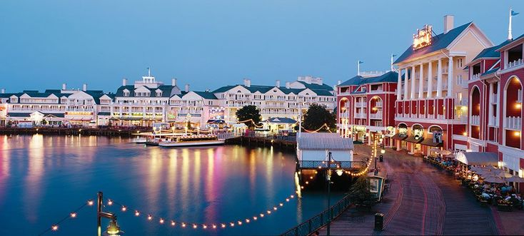 Disney's Boardwalk Villas.   Disney Vacation Club Home Resort