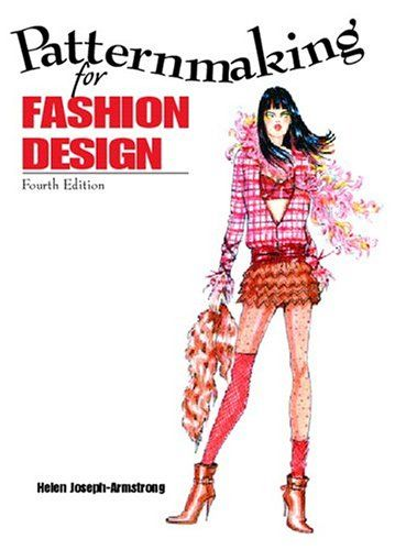 Patternmaking for Fashion Design (4th Edition) « LibraryUserGroup.com – The Library of Library User Group
